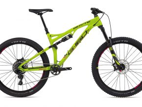 Whyte's awesome G-160S, available to hammer the French alpine singletrack during your Bikevillage holiday