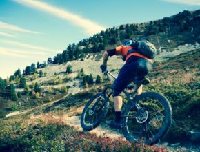 Mountain bike holidays in les Arcs, at the BikeVillage chalet in the heart of the French Alps