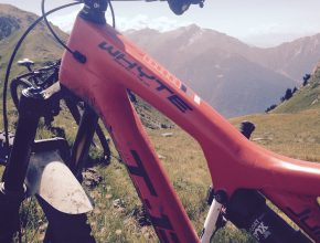 AlpPacker - epic backcountry mountain biking in the french alps with Bikevillage
