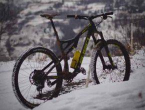 Whyte S-150 bike test